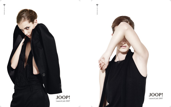JOOP! DOB Launch Campaign (2007)