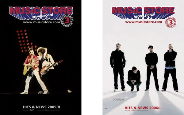 Music Store Professional Katalog