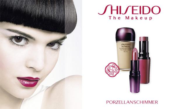 Shiseido Porzellanschimmer